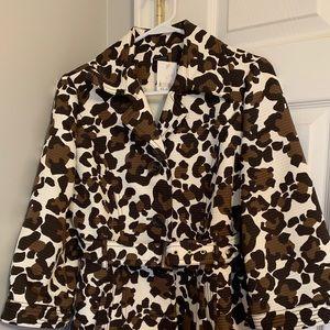 Women's Leopard Jacket